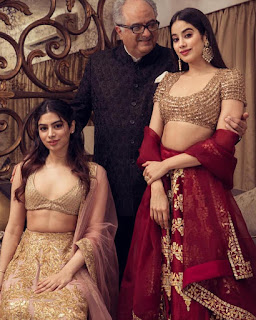 Beautiful unseen glamorous pics of Jhanvi Kapoor