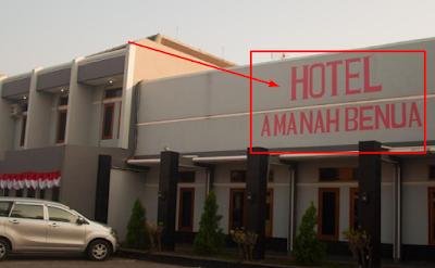 amanah benua hotel cirebon