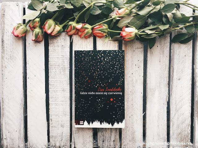 Gdzie niebo mieni się czerwienią - Lisa Lueddecke