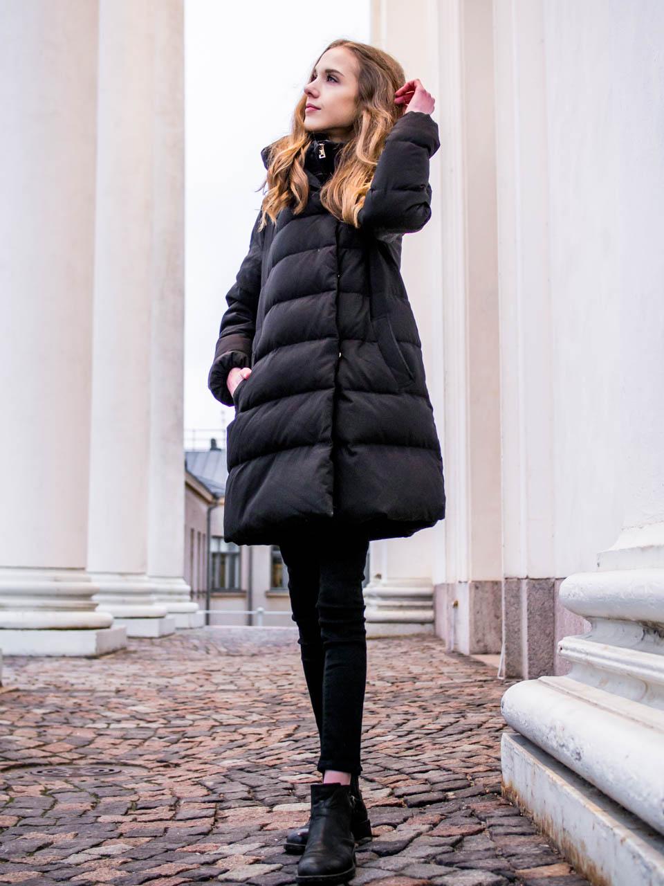 Winter must have: the puffer coat - Talven paras takki: muhkea toppatakki