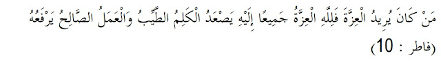 QS Fathir : 10