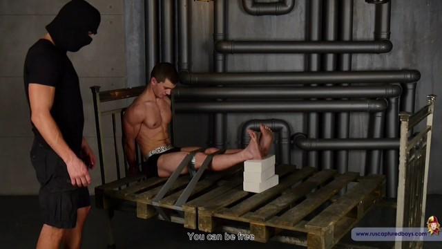 RusCapturedBoys - Interrogation of Robber Slava. Part II.