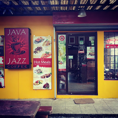 Backpacker and Chocolate-Lover Haven: Java Jazz Coffee Shop and Lodging House