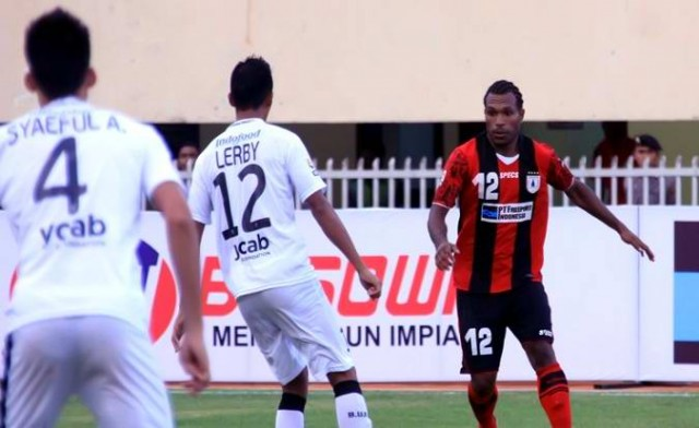 Bali United vs Persipura