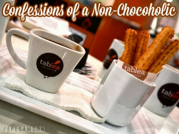Confessions of a Non-Chocoholic: Tablea Chocolate Cafe in Cebu