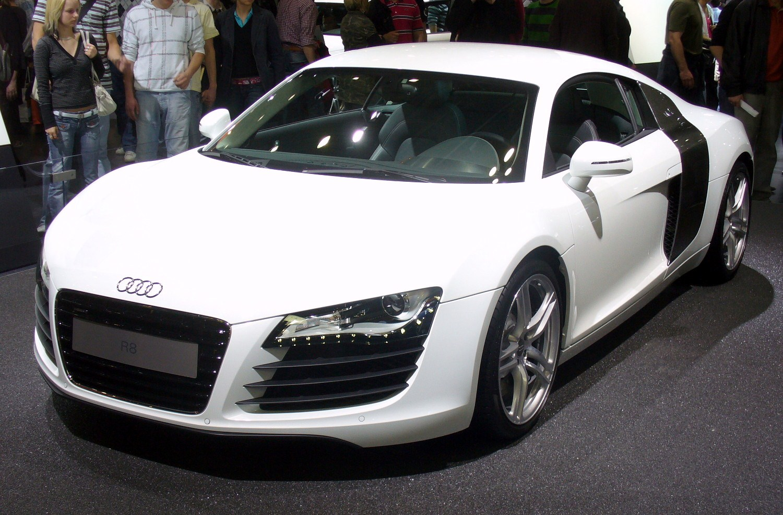 Carz Max Audi R8 Images