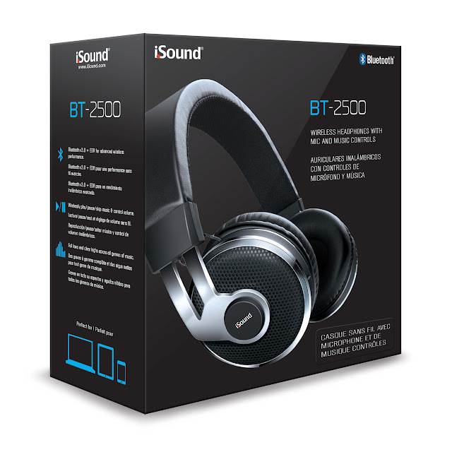 iSound BT-2500 | Review | Full Specifications and Pricing | Box Includes
