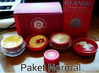 Cream Dr Fajar Glansie Normal