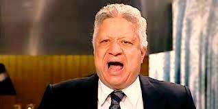 مرتضي منصور يصف حسام حسن بألفاظ غير لائقة