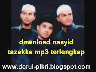 download nasyid tazakka mp3 terlengkap