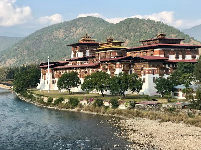 Bhutan fortress