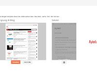 Cara Mudah Mengganti Template BlogSpot