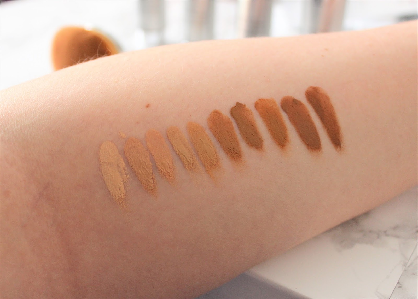Pur Cosmetics Bare It All Foundation Review