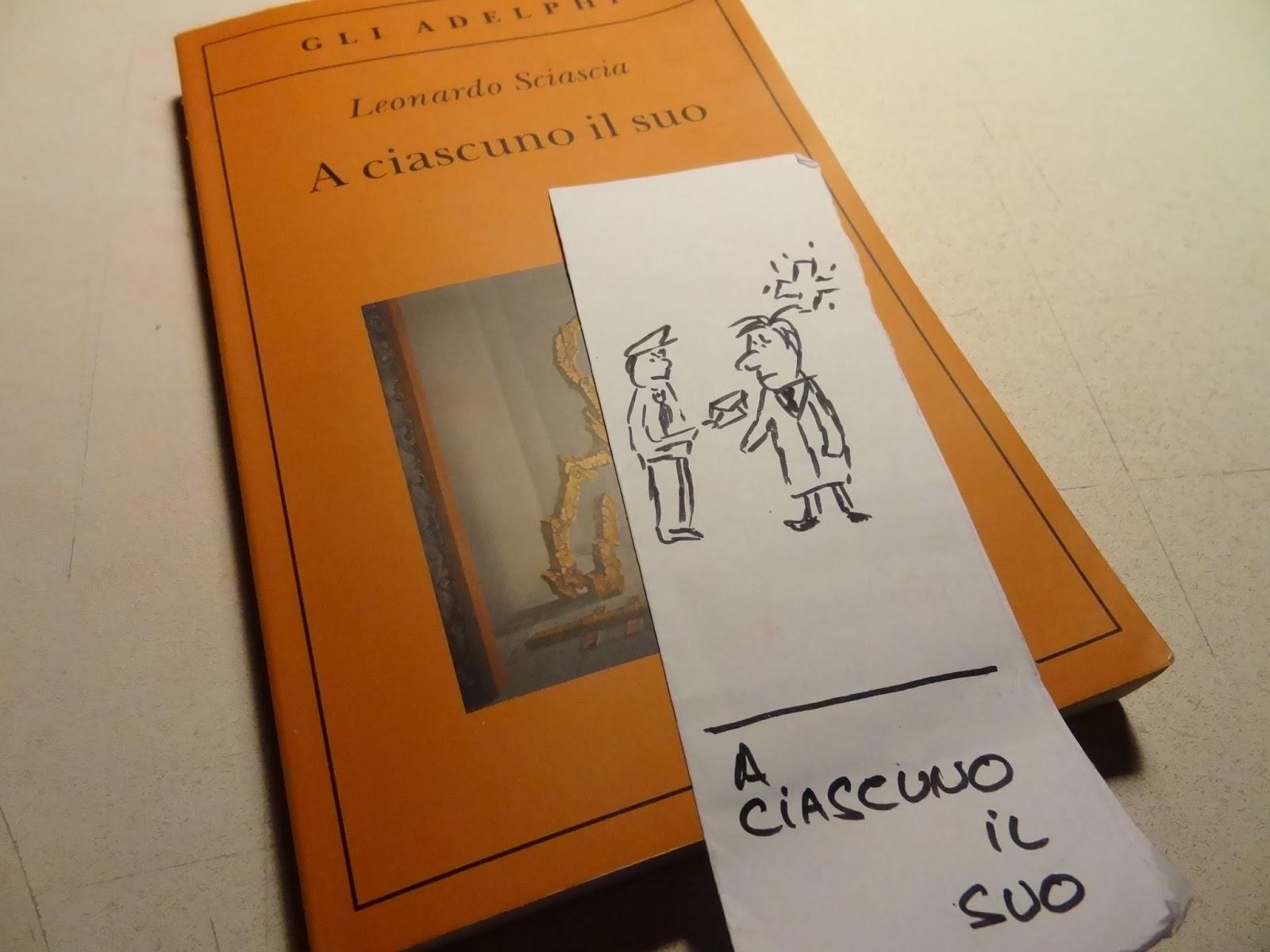 Leonardo Scascia - A ciascuno il suo