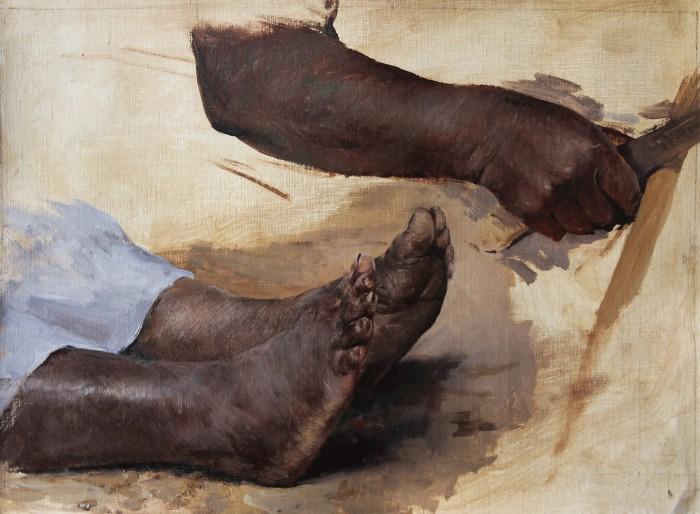 Современные художники Бразилии. Gilberto Geraldo 13