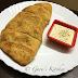 domino's style plain garlic bread recipe | garlic bread stick recipe | how to make garlic bread