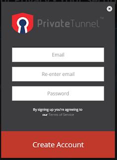 privat tunnel