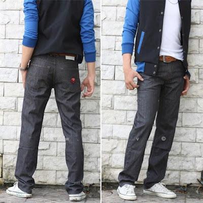 Quần Jeans đơn giản