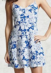 Forever 21 Spring Floral Dress