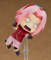 """Nendoroid de Sakura Haruno de """"Naruto Shippuden"""" - Good Smile Company"""