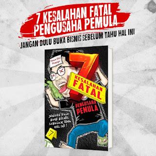 7 Kesalahan Fatal Pengusaha Pemula - www.downloadbuku.net