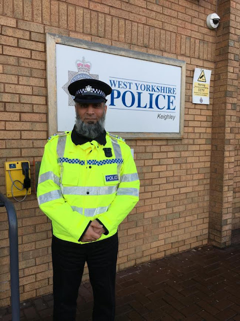 'We'll hit drug dealers very hard', pledges Keighley's new police chief