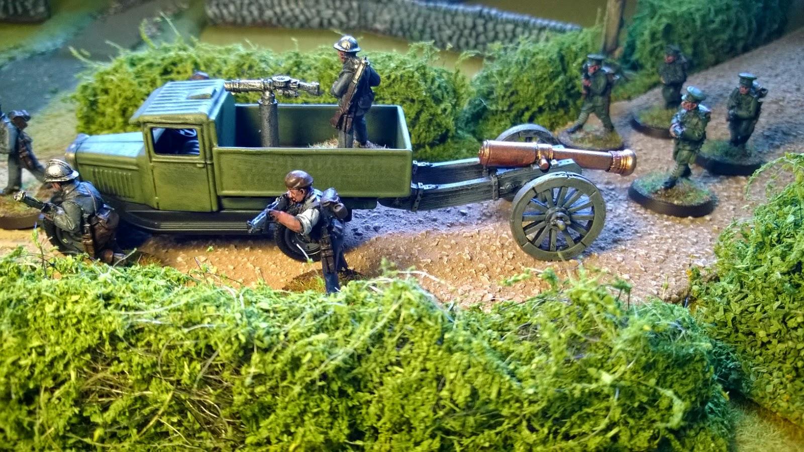 albertine vbcw armoured convoy