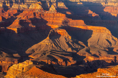 Grand Canyon from Mather Point, Grand Canyon National Park, Arizona.