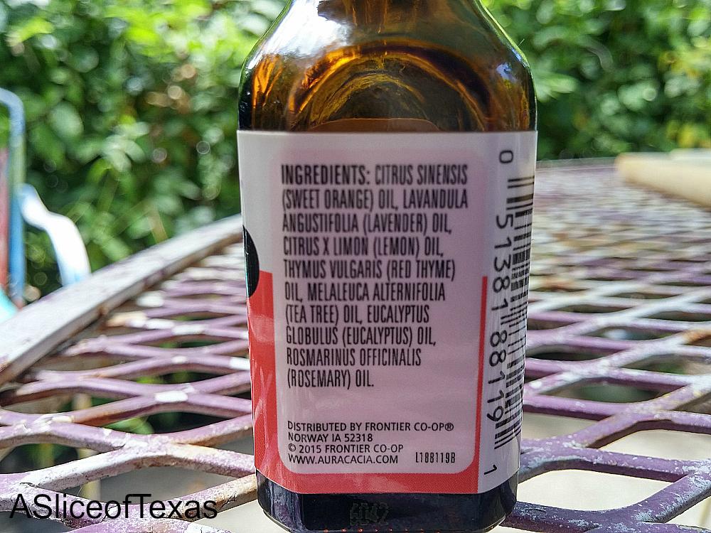 Natural Mosquito Repellent Tea Tree Oil