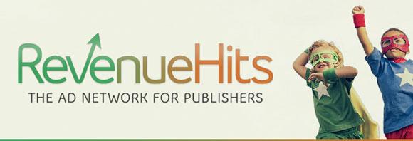 Revenue Hits - ganar dinero con publicidad en tu web