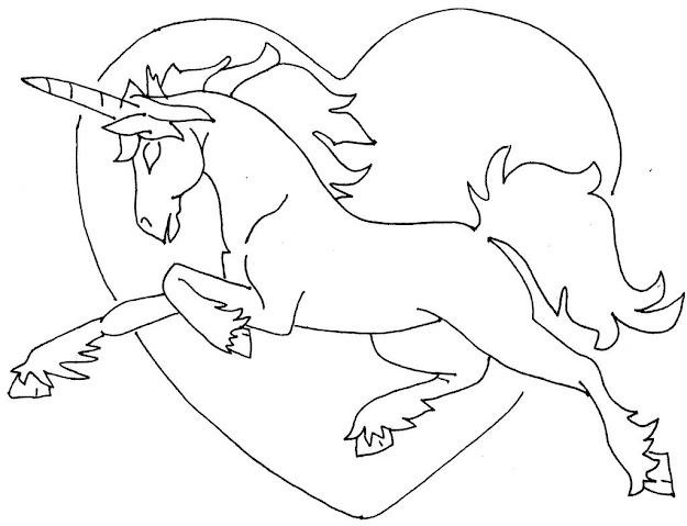 Unicorns Coloring Pages Modern With Photo Of Unicorns Coloring Design