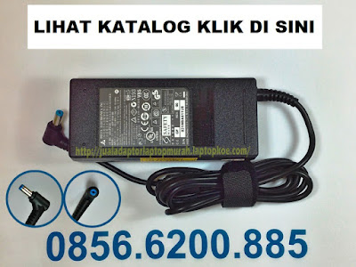 Jual Adapter HP Laptop 65w