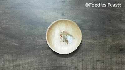 Arbi ke Pakode / colocasia fritters