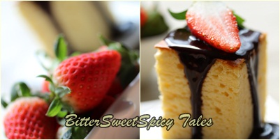 Bittersweetspicy Japanese Soft Cotton Cheesecake