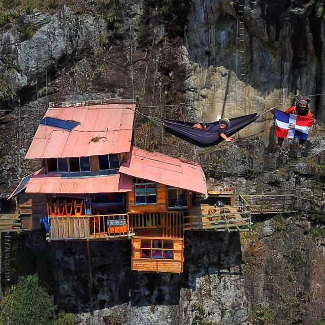 """""""La casa en el aire"""", Colombia"""