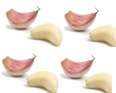 Garlic (Lasun) Reduce Hair fall