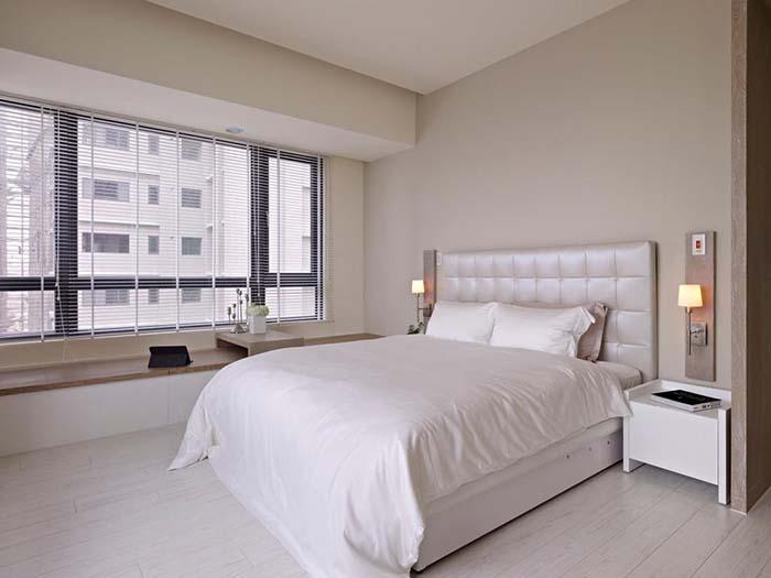 beyaz yatak odası takımları