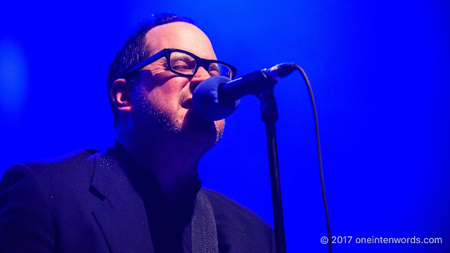Craig Finn and the Uptown Controllers at The Danforth Music Hall February 18, 2017 Photo by John at  One In Ten Words oneintenwords.com toronto indie alternative live music blog concert photography pictures