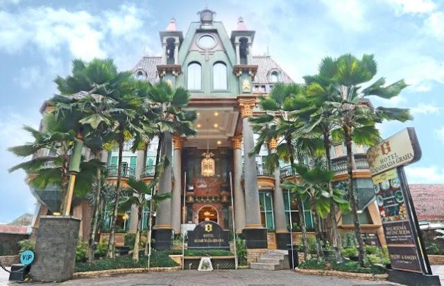 Gajah Mada Graha Hotel Malang