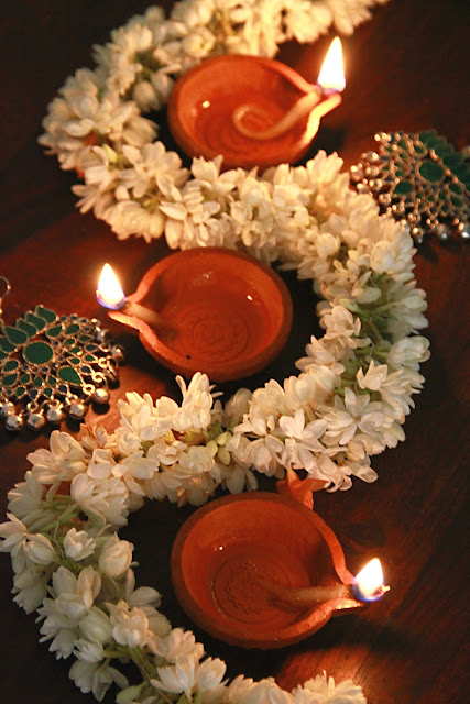 Diwali decor ideas, festive decor - A Sunny Yellow Window blog