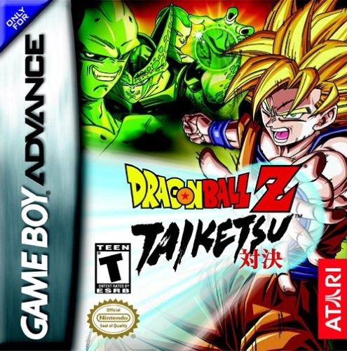 ROMs - Dragon Ball Z - Taiketsu (Português) - GBA Download