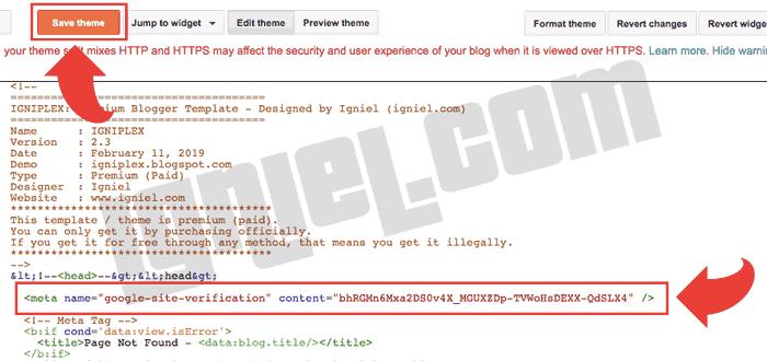 Bagaimana Cara Menambahkan Situs Blog di Search Console