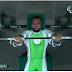 Wow! Paul Kehinde breaks world record to win Nigeria's 2nd gold medal..photo