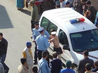 """""""مقرقب""""بالرشيدية تْلاَعبْ بالعشرات من المُواطنين .. وتدخل رجال الأمن حال دون تطور الأوضاع"""