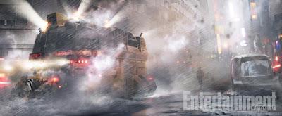 Publicada una nueva imagen de arte conceptual de la secuela de 'Blade runner'
