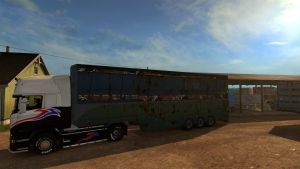 All SCS trailers rust