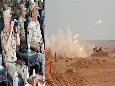 رئيس الأركان, القوات المسلحة المصرية, مناورة رعد 29, نصر أكتوبر, محمد فريد,