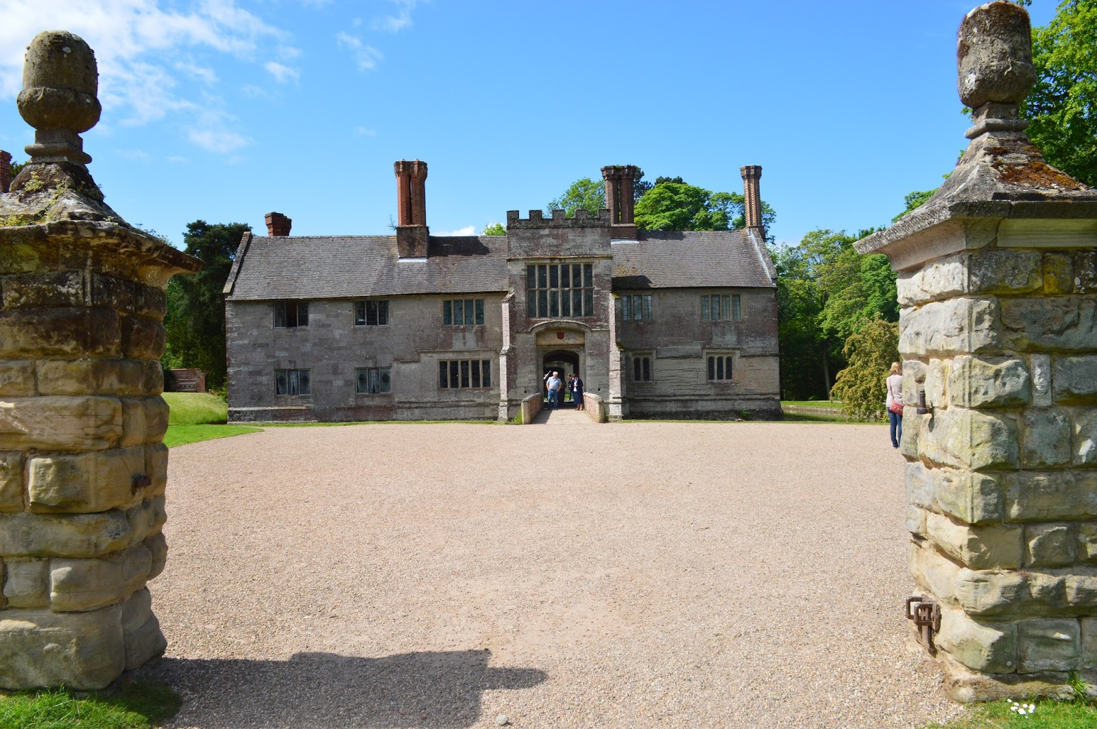 National Trust property Baddesley Clinton, in the Midlands - To Become Mum