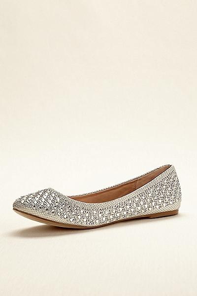 Colección de zapatos estilo bailarinas