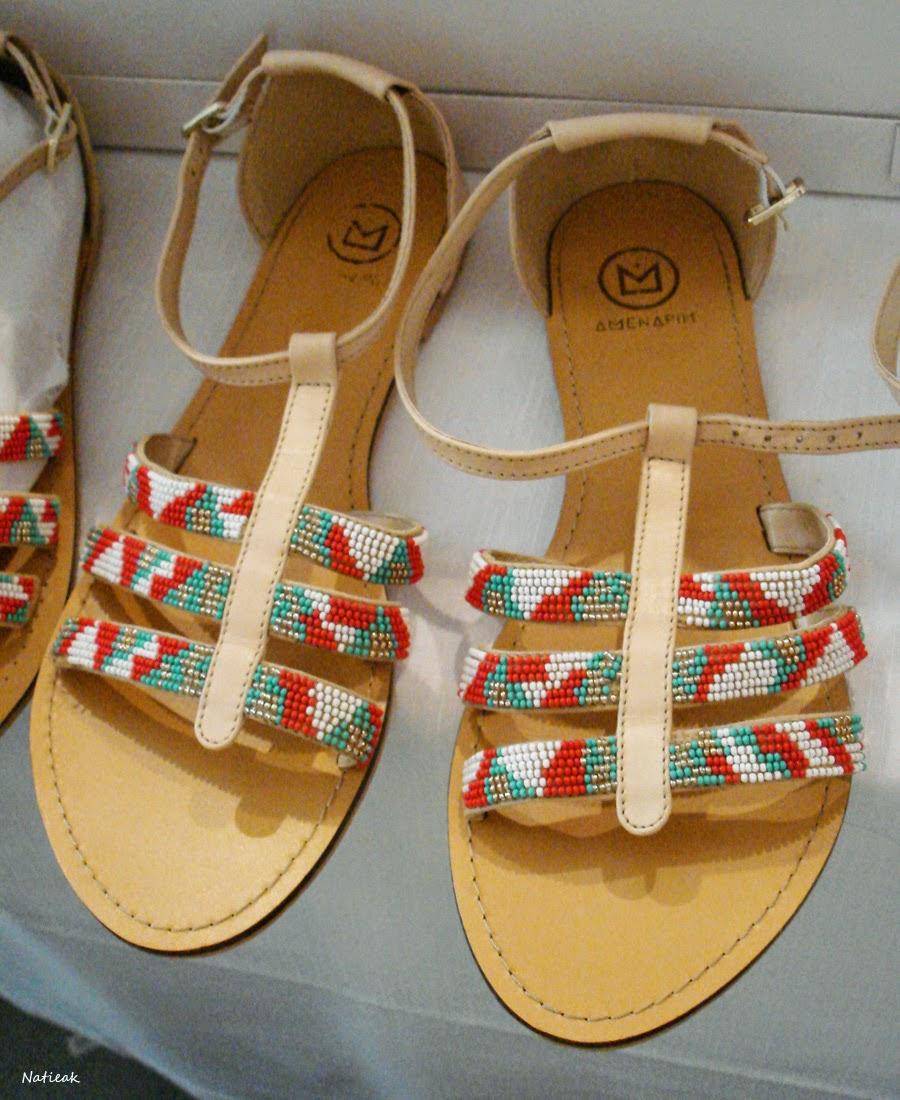 Hipanema chaussures